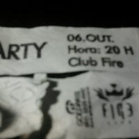 Photo taken at Fire Club by lucas b. on 10/7/2012