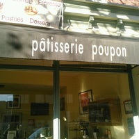 Photo taken at Patisserie Poupon by Kewl D. on 12/5/2012