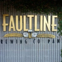 Photo taken at Faultline Brewing Company by Suresh G. on 5/24/2013