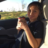 Photo taken at Tim Hortons by elle_fab on 10/2/2015