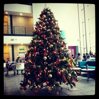 Photo taken at The Atrium by Cindy C. on 12/6/2012
