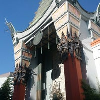 Photo taken at TCL Chinese Theatre by Alexander G. on 2/11/2013