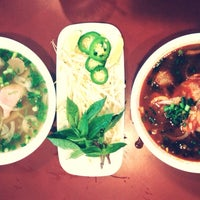 Photo taken at Phở 79 by Meghan K. on 7/13/2013