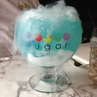 Photo taken at Sugar Factory by Darcy T. on 7/12/2013