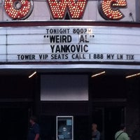 Photo taken at Tower Theater by Ed L. on 6/9/2013
