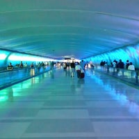 Photo taken at Detroit Metropolitan Wayne County Airport (DTW) by Brian on 7/19/2013