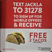 Photo taken at Jack in the Box by Andrew on 8/24/2013