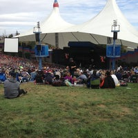 Photo taken at Shoreline Amphitheatre by David J. on 10/21/2012