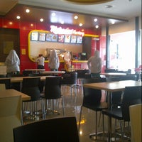 Photo taken at Richeese Factory by Dessy A. on 9/13/2013