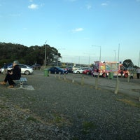 Photo taken at Aircraft Viewing Area 3 (Melbourne Airport) by Michael W. on 9/15/2012