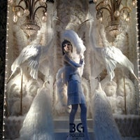 Photo taken at Bergdorf Goodman by Mary Alice L. on 12/7/2012