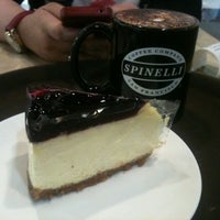 Photo taken at Spinelli Coffee by Adek O. on 10/9/2012