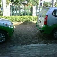 Photo taken at Pegadaian Cab Bengkulu by Buyung P. on 12/27/2012