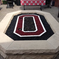 Photo taken at Buckeye Hall of Fame Grill by Sabrina G. on 7/3/2013