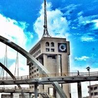 Photo taken at Banco Popular by Regis P. on 9/25/2012