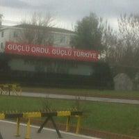 Photo taken at Piyade Okulu by Ayçin D. on 2/9/2013