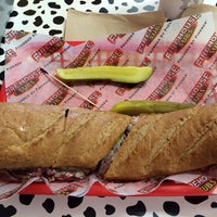 Photo taken at Firehouse Subs by Gary M. on 12/31/2013