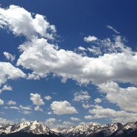 Photo taken at The Sundeck at Aspen Mountain by Micah W. on 6/8/2013