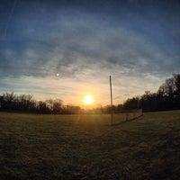 Photo taken at Faxon Park by Micah W. on 4/13/2014