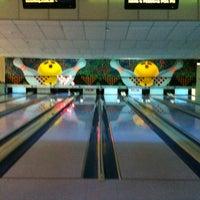 Photo taken at Via Bowling by Ilana M. on 5/10/2013