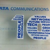 Photo taken at Tata Communications Corporation Park by Mukul B. on 10/17/2012