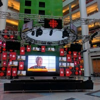 Photo taken at Canadian Broadcasting Corporation (CBC) by Bartle on 11/14/2016