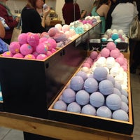 Photo taken at Lush Fresh Handmade Cosmetics by Divabelle B. on 3/21/2014