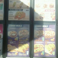 Photo taken at Taco Bell by Jeff J. on 12/19/2012