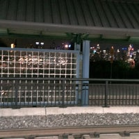 Photo taken at NJT - Port Imperial Light Rail Station by Decibel P. on 7/11/2014