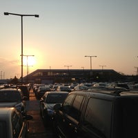 Photo taken at O'Hare - Economy Parking Lot E by Jason T. on 9/9/2013
