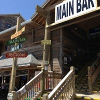 Photo taken at Flora-Bama Lounge, Package, and Oyster Bar by Jason T. on 4/7/2013