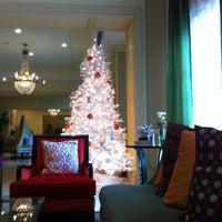 Photo taken at Renaissance Charleston Historic District Hotel by Kat B. on 12/15/2012