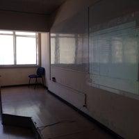 Photo taken at Facultad de Ingeniería - Universidad de Valparaíso by Chris M. on 12/1/2014