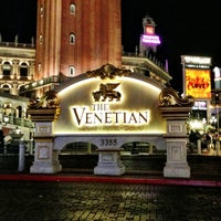 Photo taken at Venetian Resort & Casino by Amer S. on 5/1/2013