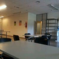 Photo taken at centro de distribucion Día % parque industrial burzaco by Cristiesto M. on 11/14/2012