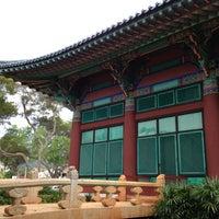 Photo taken at Center For Korean Studies by J Z. on 11/28/2012