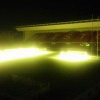 Photo taken at Ashton Gate Stadium by Liam B. on 3/12/2016