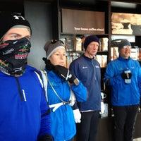 Photo taken at Starbucks by Michael C. on 1/13/2013