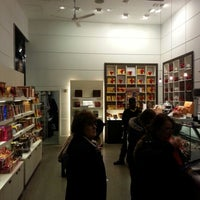 Photo taken at Godiva Chocolatier by Jim E. on 12/29/2012