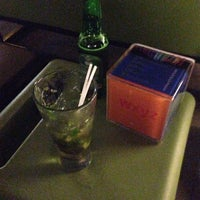 Photo taken at w xyz Lounge by Gerald V. on 9/29/2013
