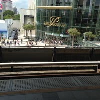 Photo taken at BTS Siam (CEN) by Muay K. on 5/12/2013