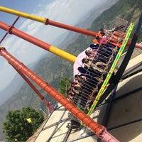 Photo taken at Kufri Fun World & Skii Point by Akanksha S. on 6/12/2014