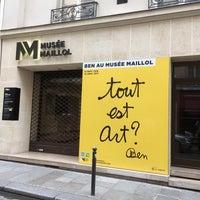 Photo prise au Musée Maillol par Marie-Anne R. le10/2/2016