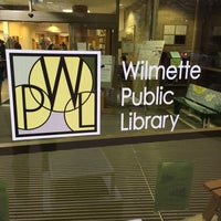 Photo taken at Wilmette Public Library by Todd S. on 11/18/2015