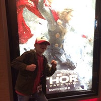 Photo taken at Cinemark Towne Centre Cinema by Jeremy H. on 11/10/2013