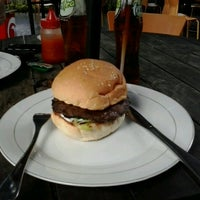 Photo taken at Gaboh Grill Burger by Reza A. on 11/23/2012