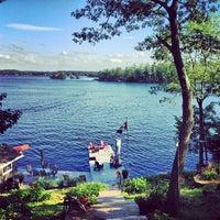 Photo taken at Stoney Lake by craig f. on 6/29/2013