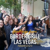 Photo taken at Border Grill by Jodi H. on 6/15/2013