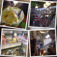 Photo taken at Dolce Frutti Gelateria by み on 4/21/2014
