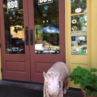 Photo taken at Bluffton BBQ by Kathleen R. on 8/5/2015
